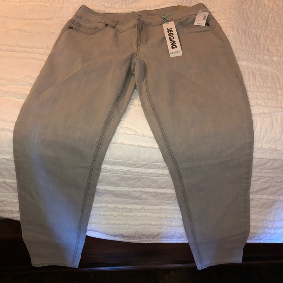 1172b899f09 Maurices Jegging - Gray - Size L